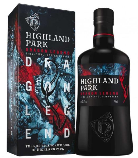 Highland Park Dragon Legend 0,7l