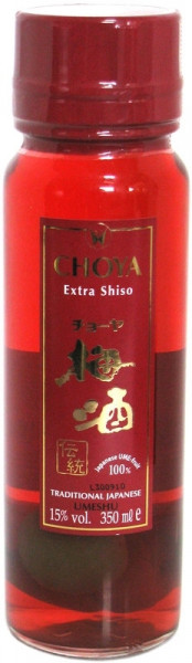 Choya Extra Shiso Likör
