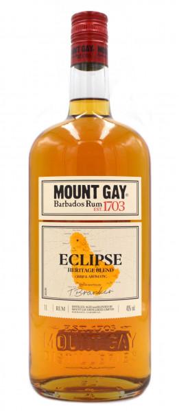 Mount Gay Barbados Rum Eclipse 1,0l