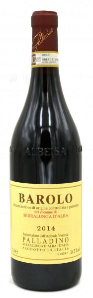 Barolo Vinicola Palladino Rotwein