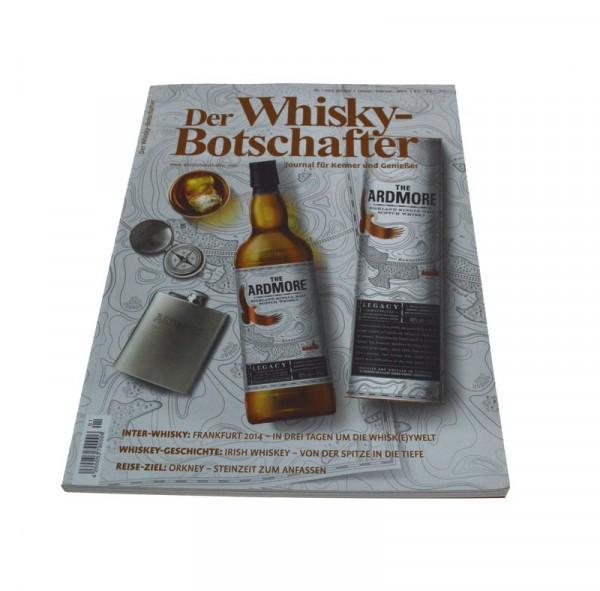 Der Whisky Botschafter - Heft 2015/1 ( Winter )