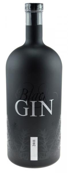 Gansloser Black Gin Großflasche