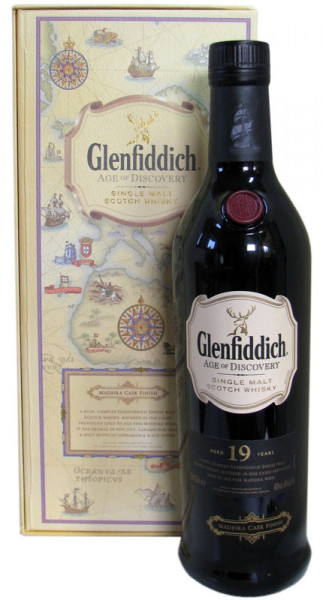 Glenfiddich Age of Discovery 19 Jahre