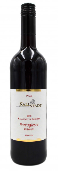 Kallstadter Kobnert Portugieser Rotwein 0,75l