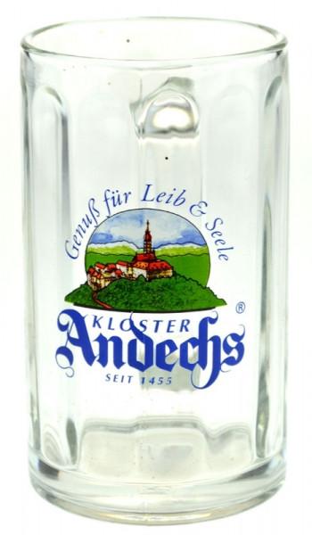 Andecher glass jug small