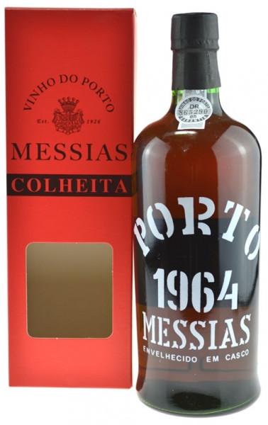 Port Messias Colheita Jahrgang 1964 mit Geschenkpackung