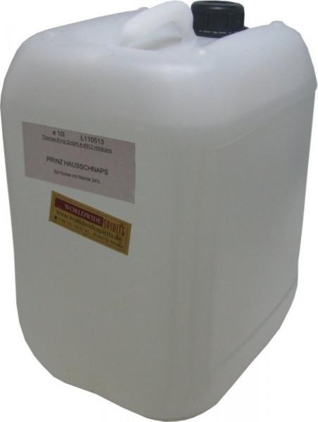 Prinz Hausschnaps Marille 10 Liter Kanister Schnaps aus Österreich