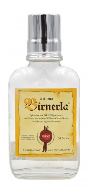 Prinz Birnerla 0,1l Flachmann