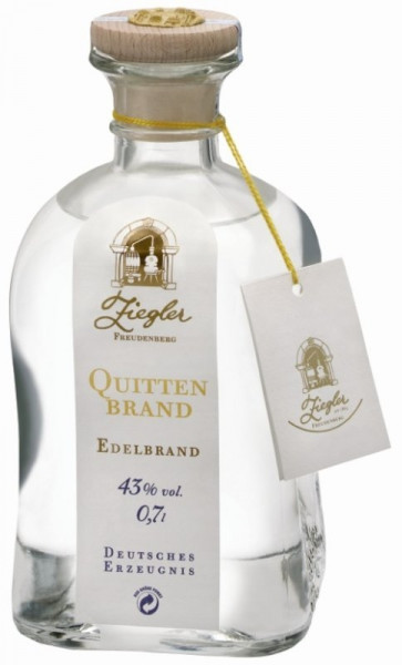 Ziegler Quittenbrand