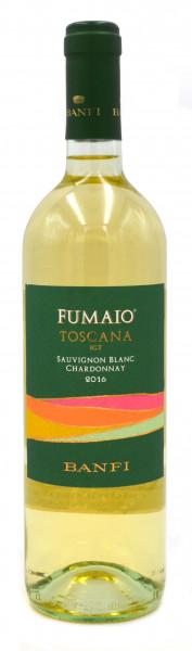 Banfi Fumaio Sauvignon Blanc & Chardonnay Toscana IGT Weißwein
