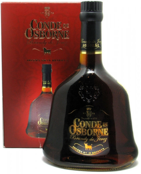 Conde de Osborne Brandy
