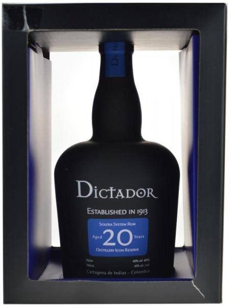 Dictador 20 Jahre Solera System Rum