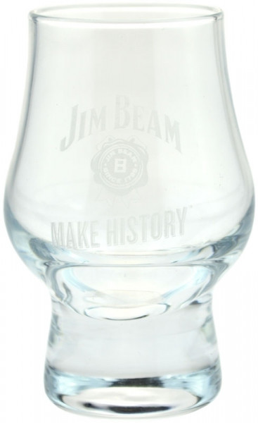 Jim Beam Perfect Dram Glas