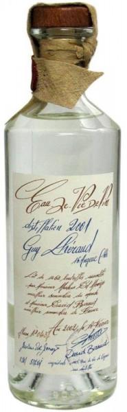 Guy Lheraud Eau-De-Vie De Vin, Jahrgang 2001