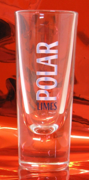 Polar Limes Cocktail Glas