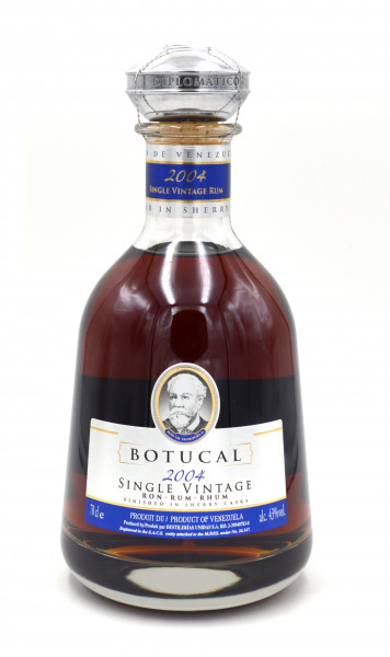Botucal Single Vintage 2004 Sherry Cask 0,7l inkl. Geschenkpackung