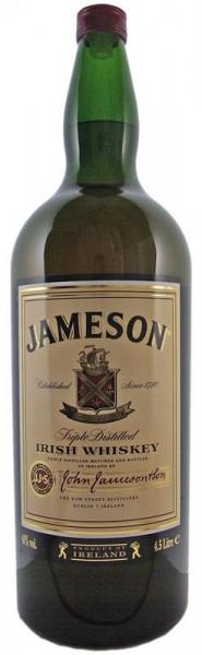 Jameson 4,5l Grossflasche