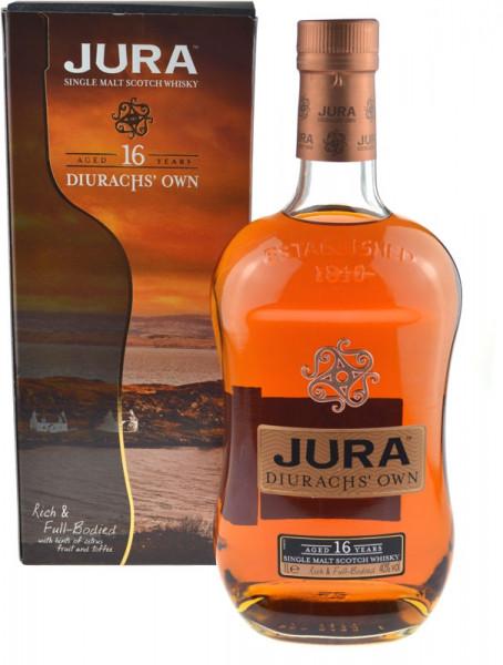 Isle of Jura Diurach's Own Whisky 16 Jahre