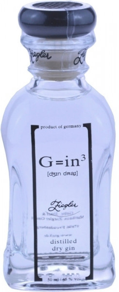 Ziegler G=in³ Classic Miniatur