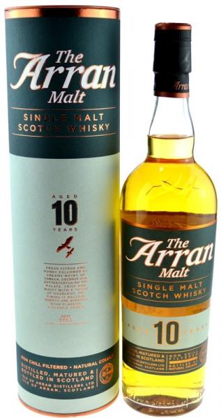 Arran Malt Whisky 10 Jahre