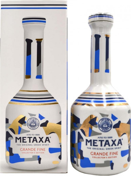 Metaxa Grande Fine Collector's Edition