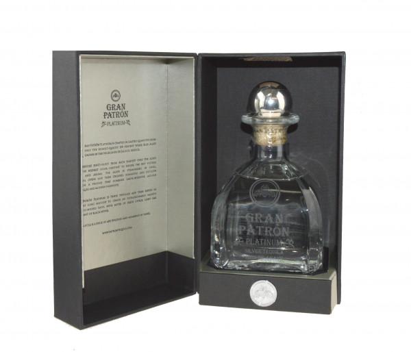 Gran Patron Platinum Silver Tequila 0,7l