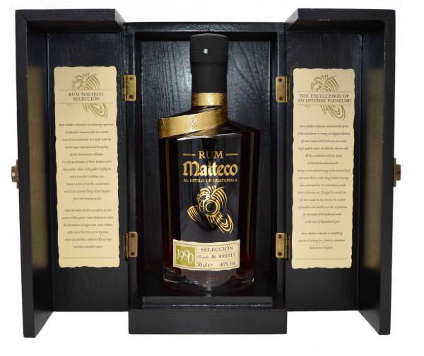 Malteco Seleccion 1990 Rum