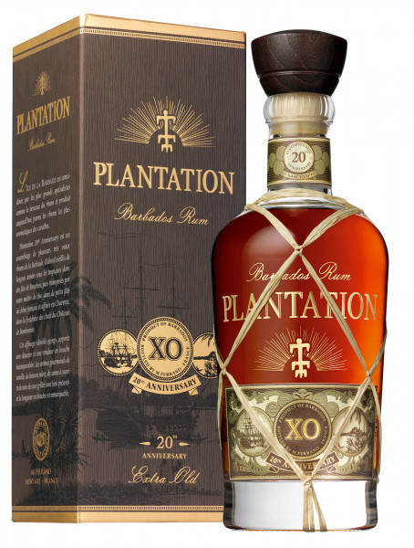 Plantation Barbados Rum XO 20th Anniversary