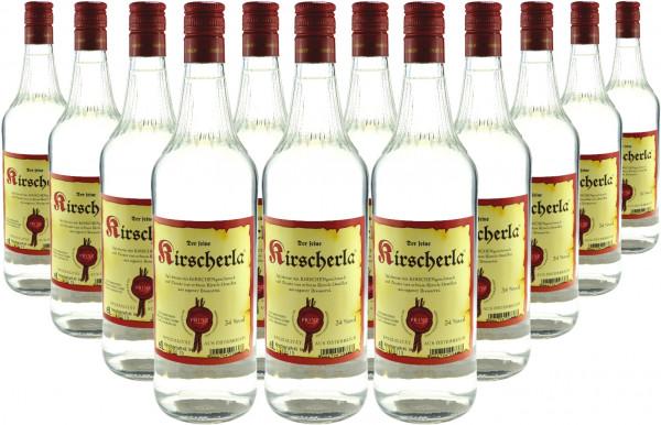 18 Flaschen Prinz Kirscherla 1,0l aus Österreich