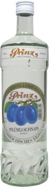 Prinz Pflümli-Schnaps 1,0l aus Österreich