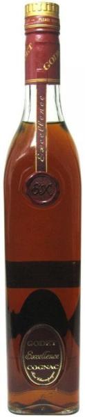 Rarität: Godet Excellence Cognac 0,7l - Fine Champagne