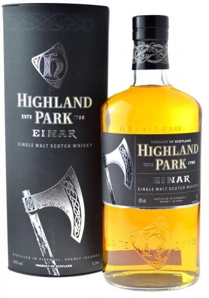 Highland Park Whisky EINAR Warriors Edition