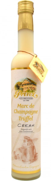Prinz Marc de Champagne Trüffel Likör 0,5l