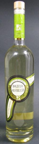 Lantenhammer Holzfass Obstbrand ( Obstler ) Grossflasche