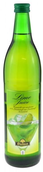 Lime Juice Limettensirup 0,75l