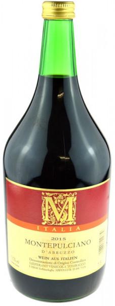 Montepulciano D'Abruzzo Rotwein Magnumflasche