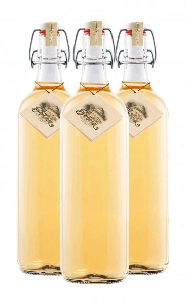 3 Flaschen Prinz Alte Marille 1,0l