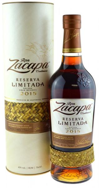 Ron Zacapa Centenario Reserva Limitada 2015 Rum
