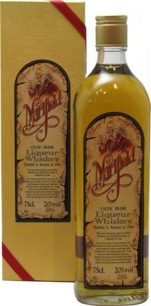 Marlfield Olde Irish Whiskey Liqueur Jahrgang 1946 - 0,7l incl. Geschenkpackung