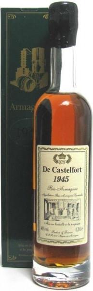Armagnac De Castelfort Jahrgang 1945