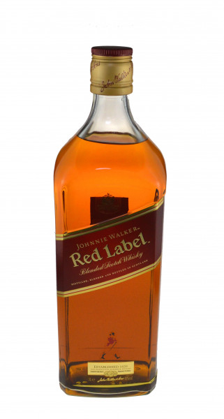 Johnnie Walker Red Label Großflasche