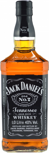 Jack Daniel's 1,0l
