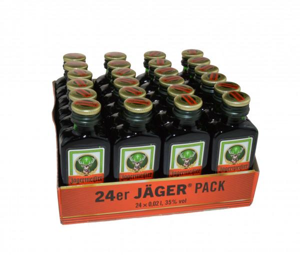 Jägermeister Likör 24x0,02l