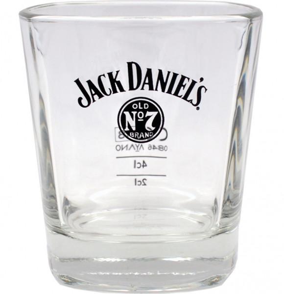 Jack Daniels Whiskey Glas - Tumbler Nr. 4