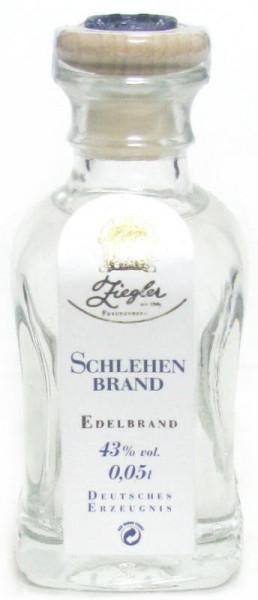 Ziegler Schlehenbrand Miniatur