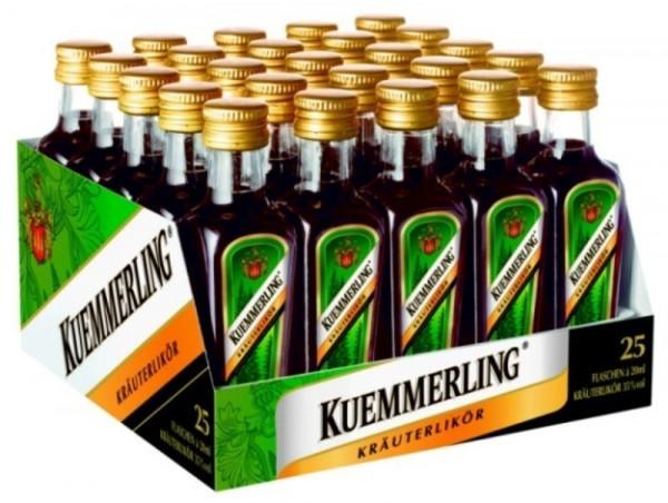 Kümmerling Kräuterlikör 25x0,02l