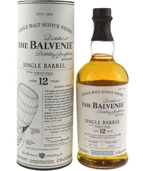 Balvenie Single Barrel 12 Jahre