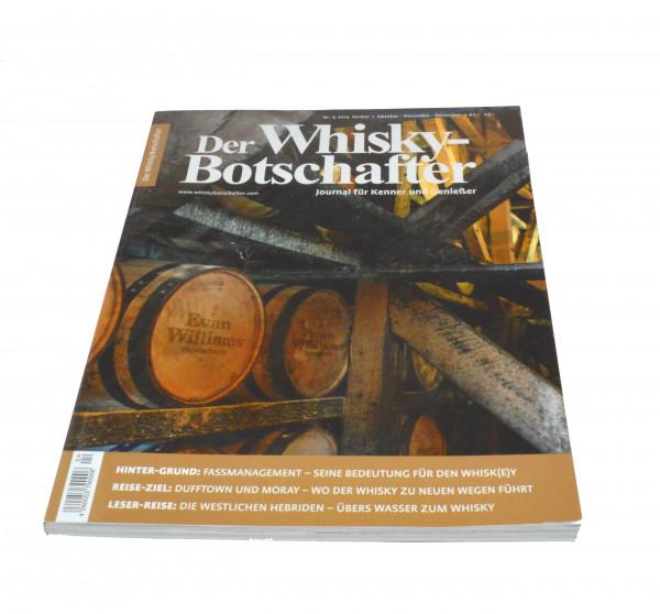Der Whisky Botschafter Heft 2014/4 ( Herbst )