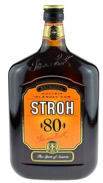 Stroh Rum - brauner Rum
