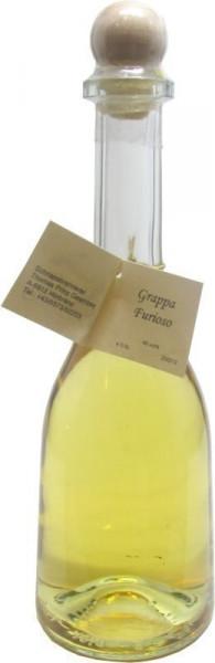 Grappa Furioso 0,5l in Rustikaflasche - Abfüller Prinz